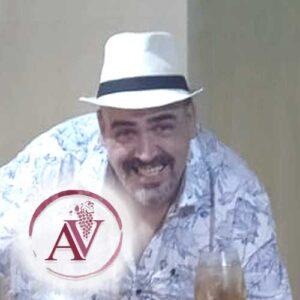 Oscar Nuñez - Bartender- Enólogo