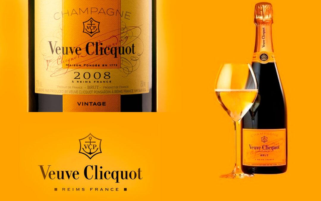La viuda de Cliquot, el champán en la historia
