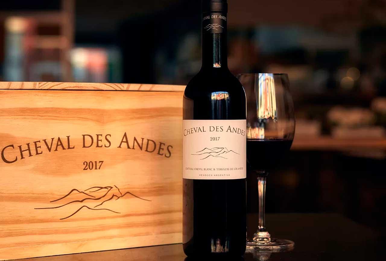 Bodega Cheval des Andes y su plan para crecer en el negocio de vinos de alta gama